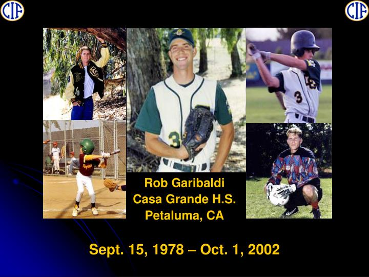 Rob Garibaldi