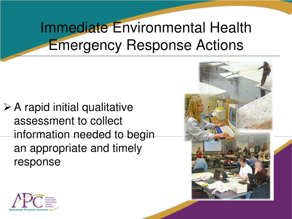 Immediate Environmental Health