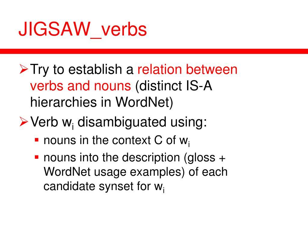 JIGSAW_verbs