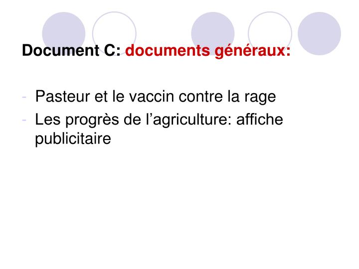 Document C: