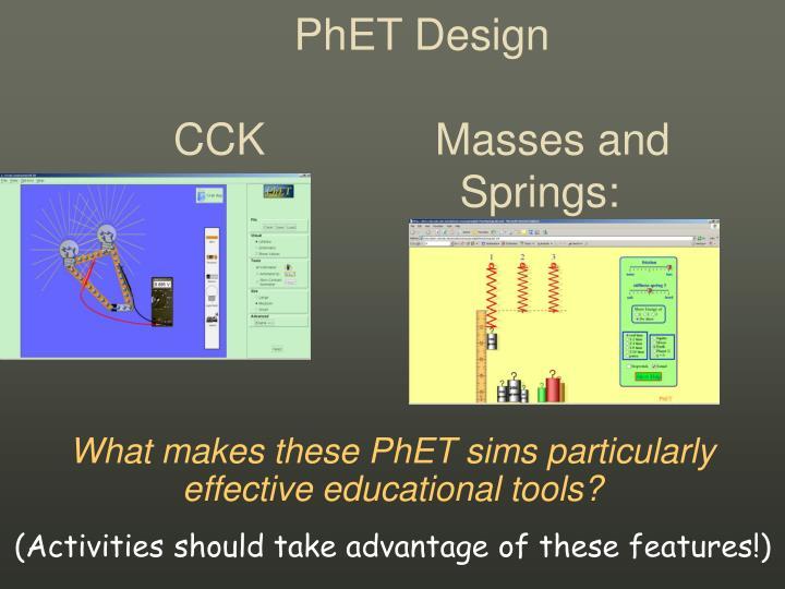 PhET Design