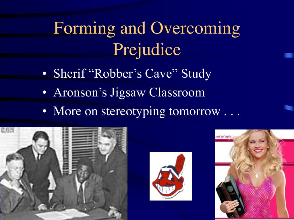 Forming and Overcoming Prejudice