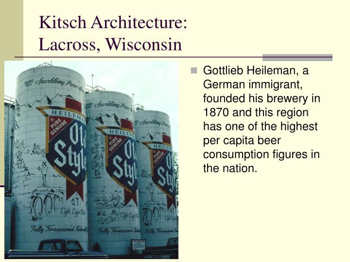 Kitsch Architecture:
