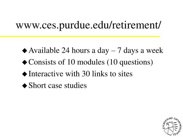 www.ces.purdue.edu/retirement/