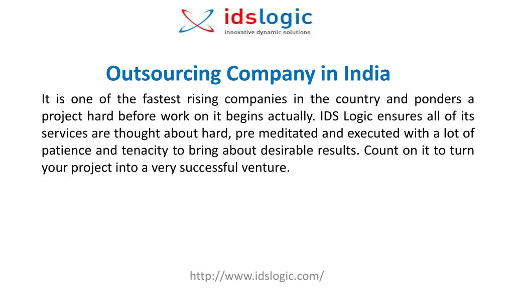 Outsourcing Company in India