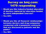survey on bmj com 1479 responding1