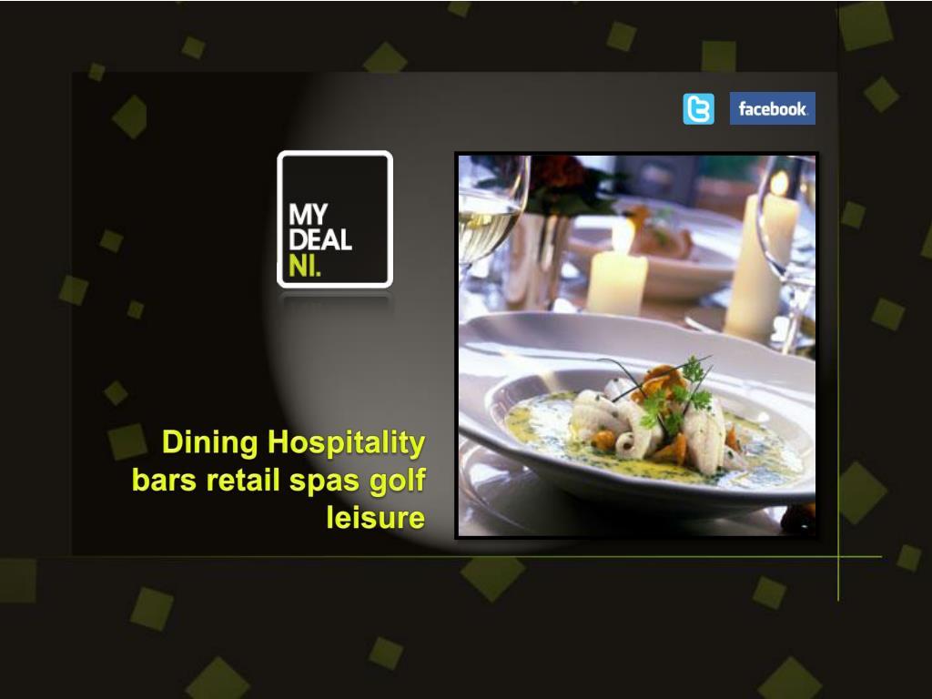 Dining Hospitality