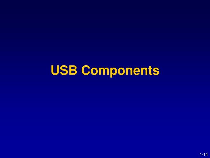 USB Components