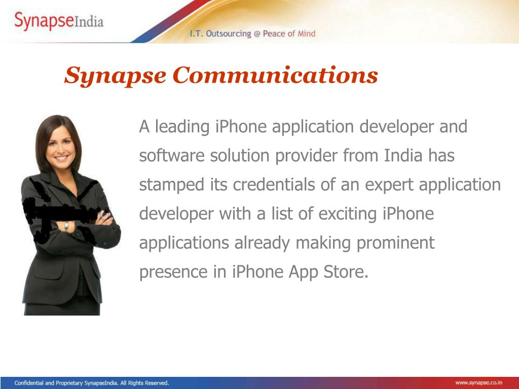 Synapse Communications
