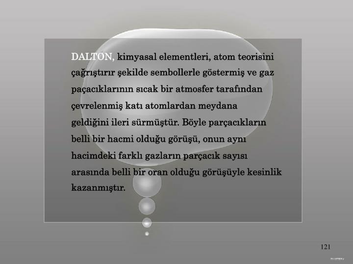 DALTON,