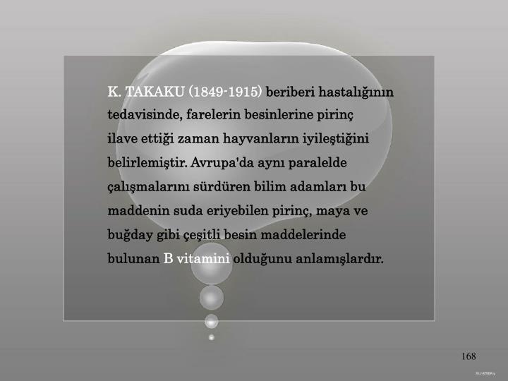 K. TAKAKU (1849-1915)
