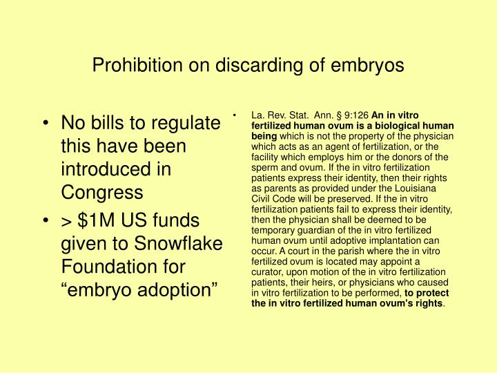 No bills to regulate this have been introduced in Congress