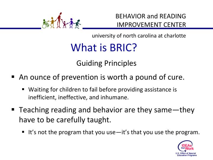What is BRIC?