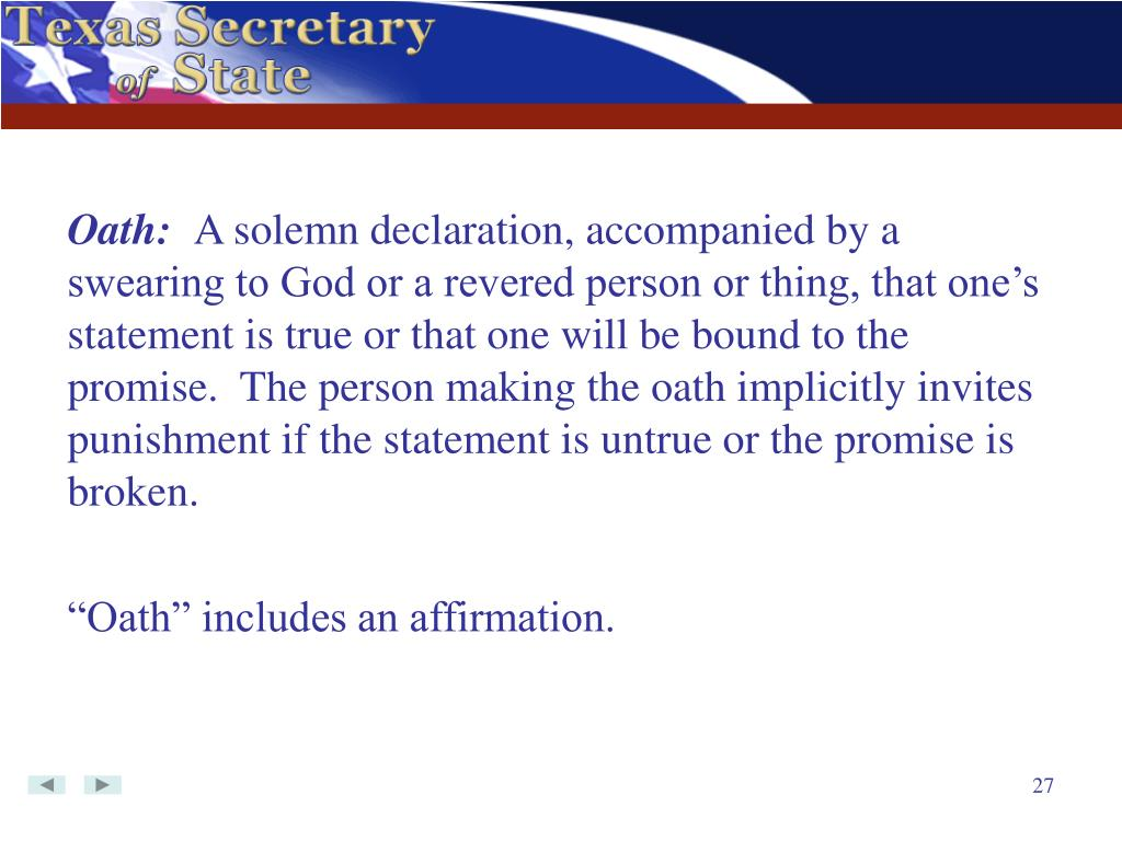 Oath: