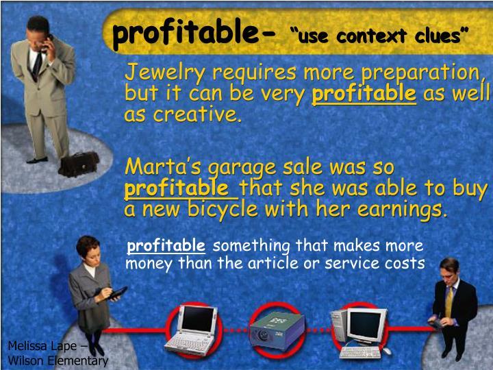 profitable-