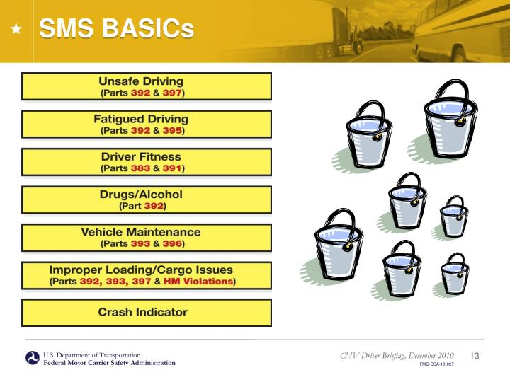 SMS BASICs