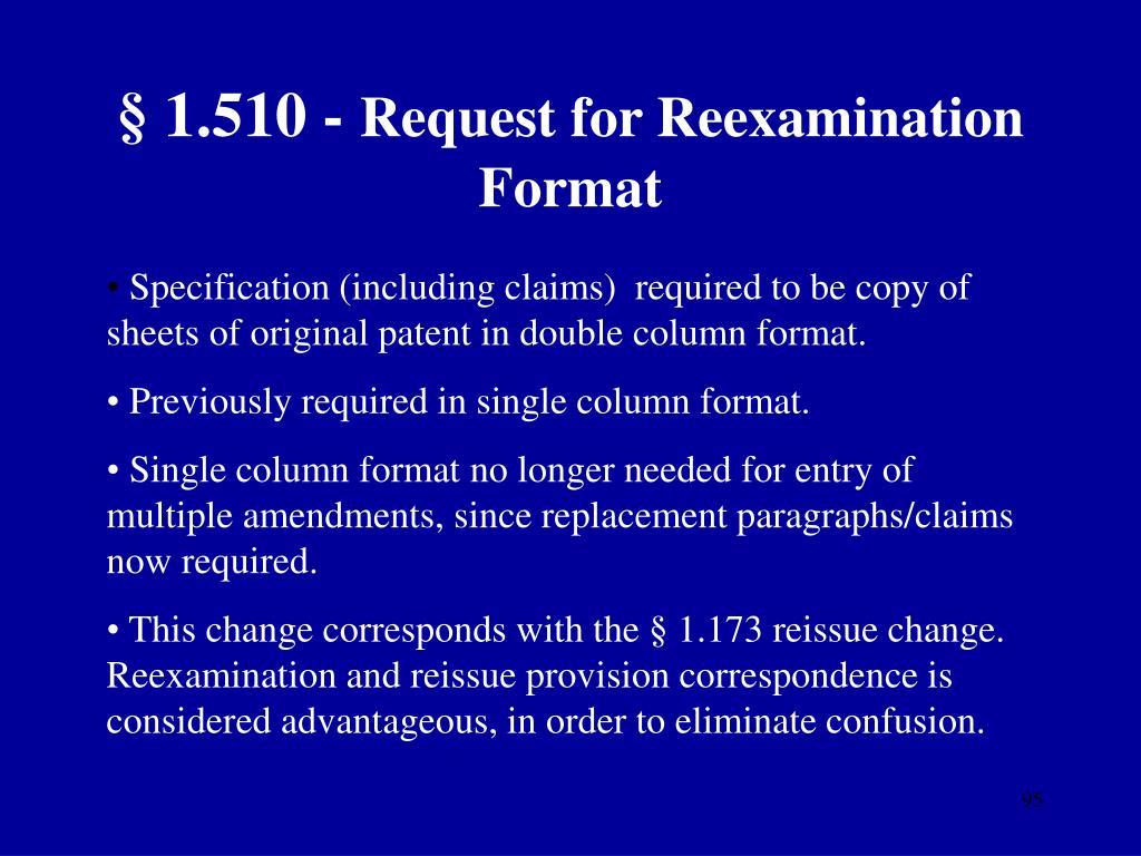 § 1.510 -