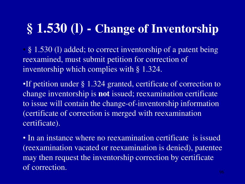 § 1.530 (l) -