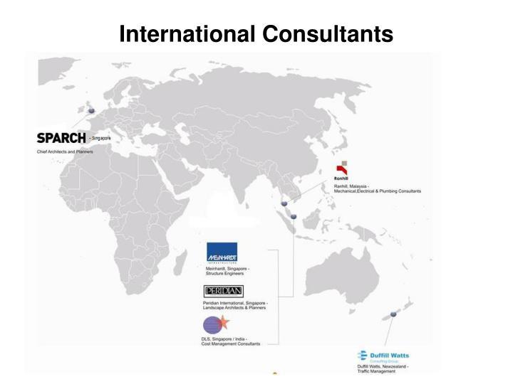 International Consultants