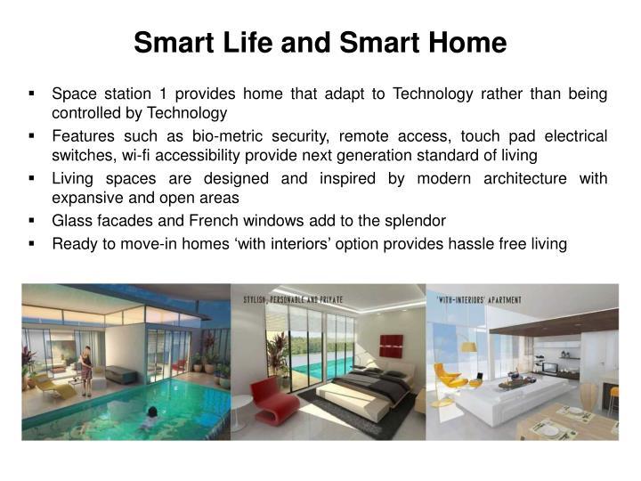 Smart Life and Smart Home