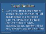 legal realism27