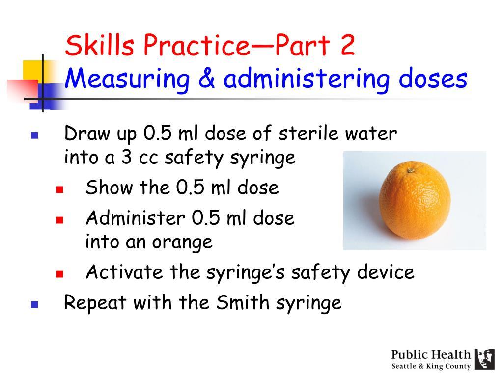 Skills Practice—Part 2