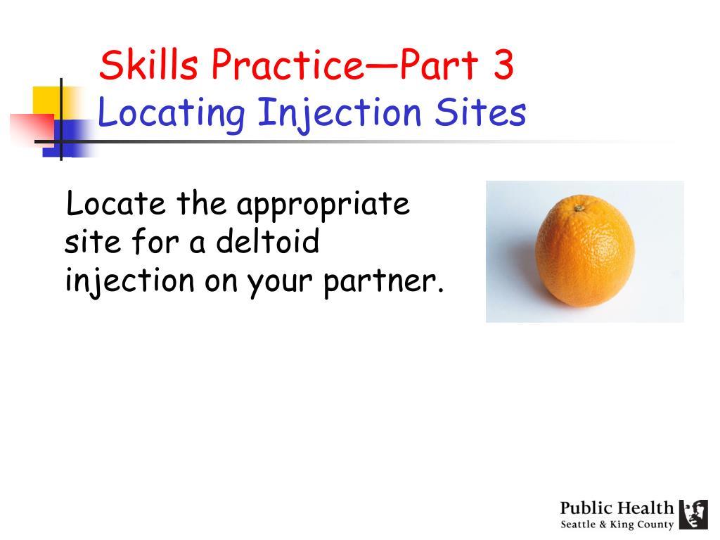 Skills Practice—Part 3