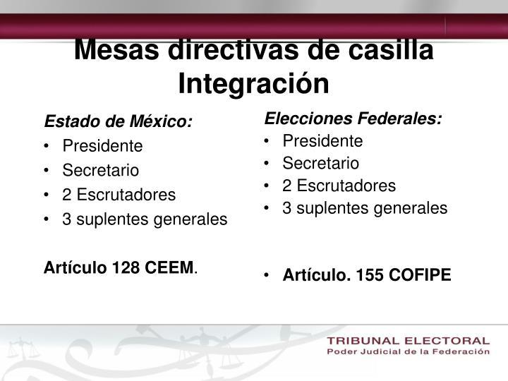 Estado de México: