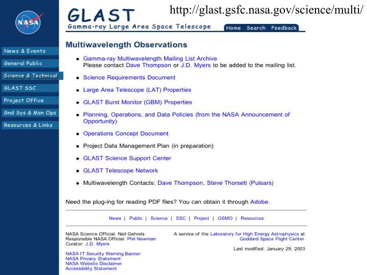 http://glast.gsfc.nasa.gov/science/multi/