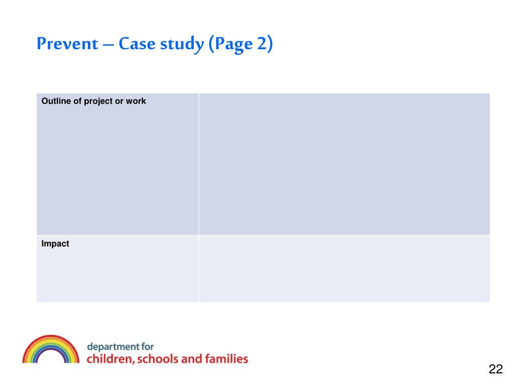Prevent – Case study (Page 2)