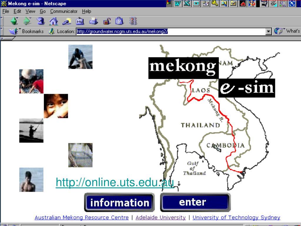 http://online.uts.edu.au
