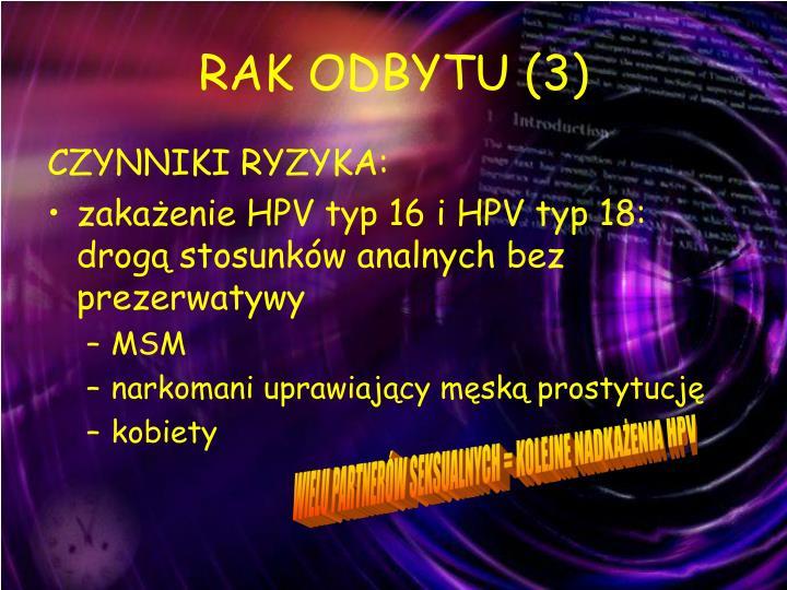 RAK ODBYTU (3)