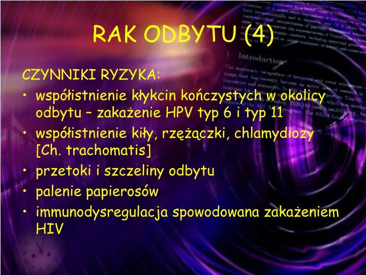 RAK ODBYTU (4)