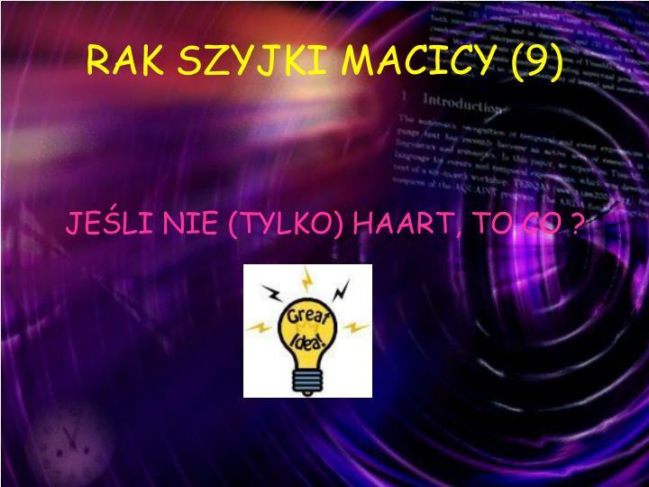 RAK SZYJKI MACICY (9)