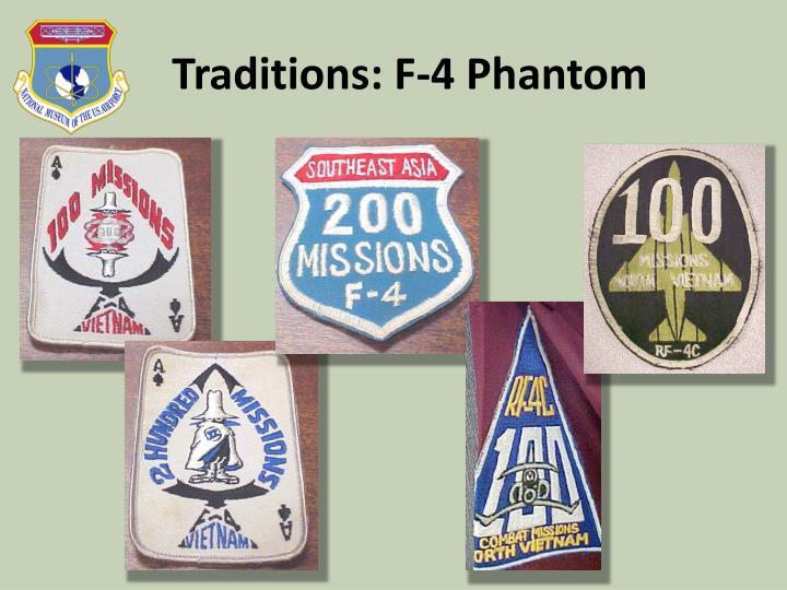 Traditions: F-4 Phantom