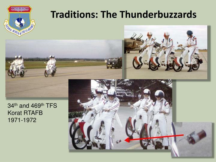 Traditions: The Thunderbuzzards