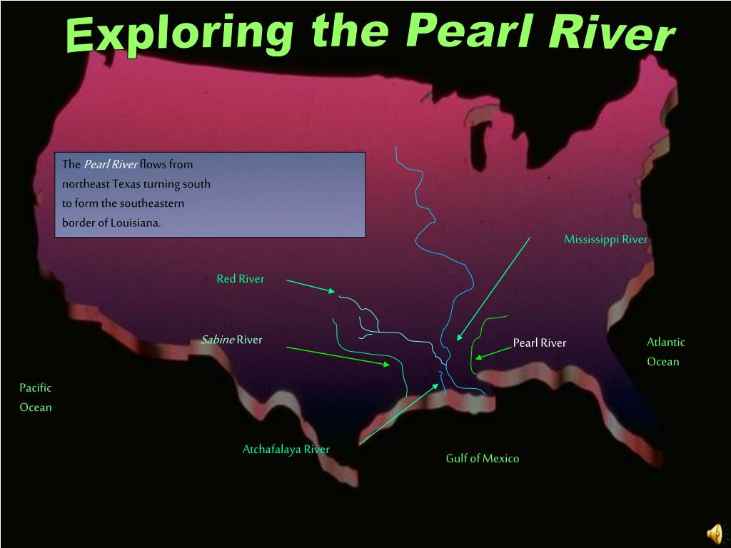 Exploring the Pearl River