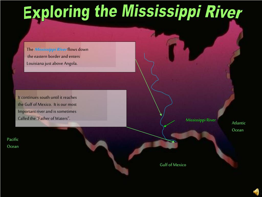 Exploring the Mississippi River