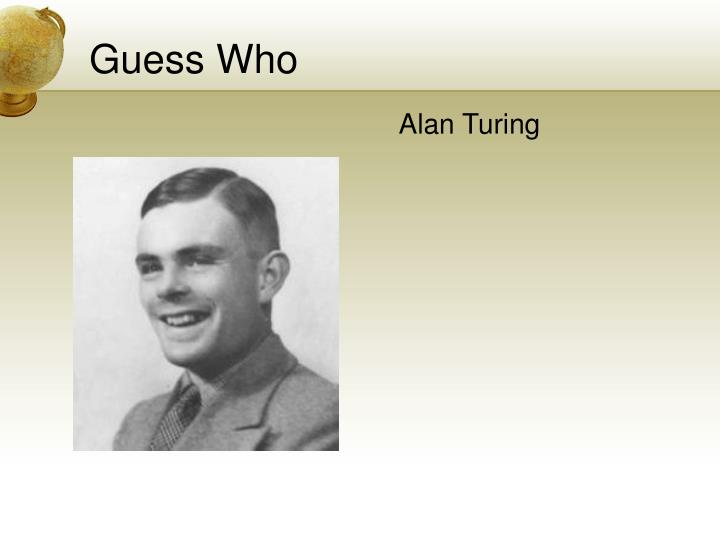 turing essays examples topics titles outlines alan turing essays examples topics titles outlines