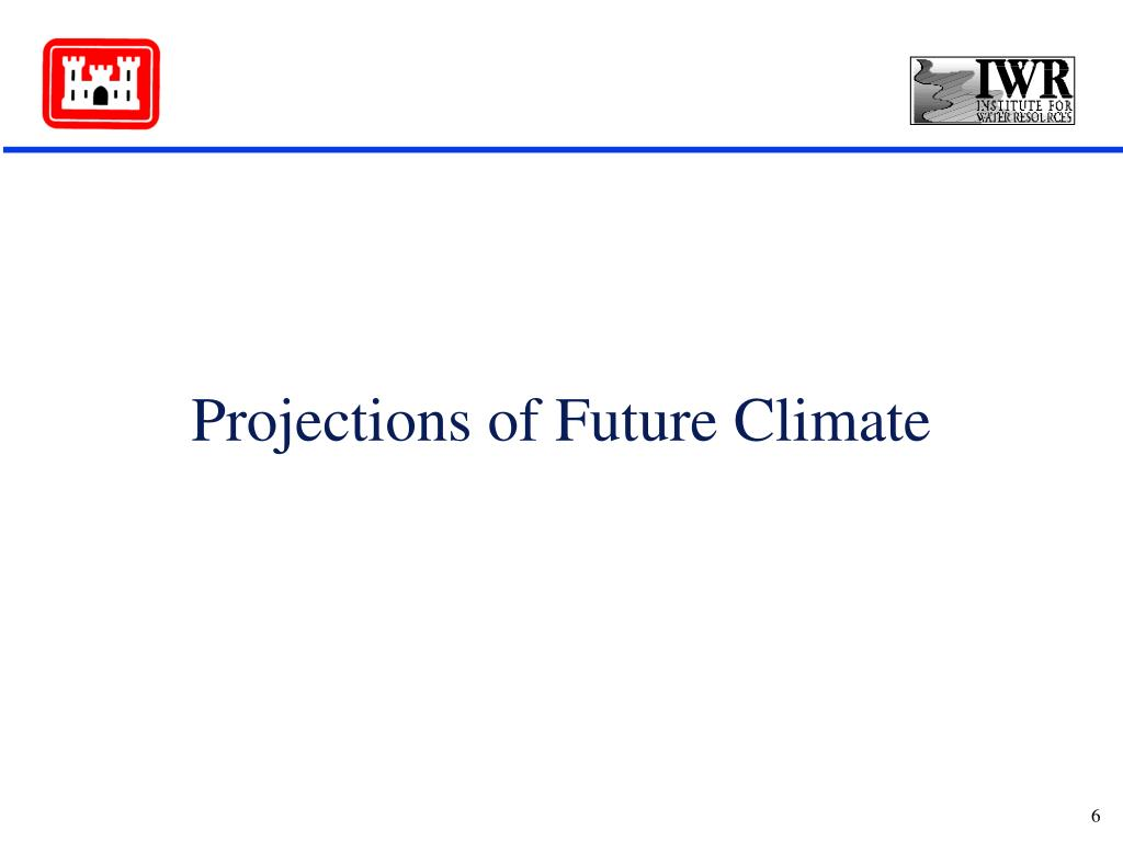 Projections of Future Climate