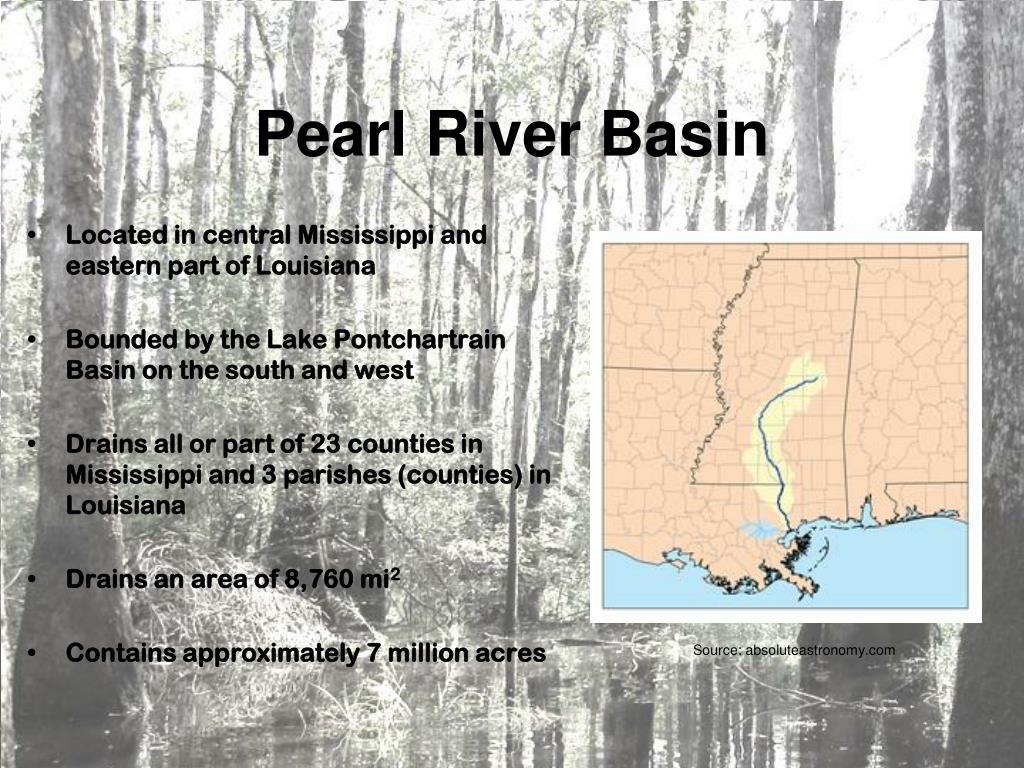 Pearl River Basin