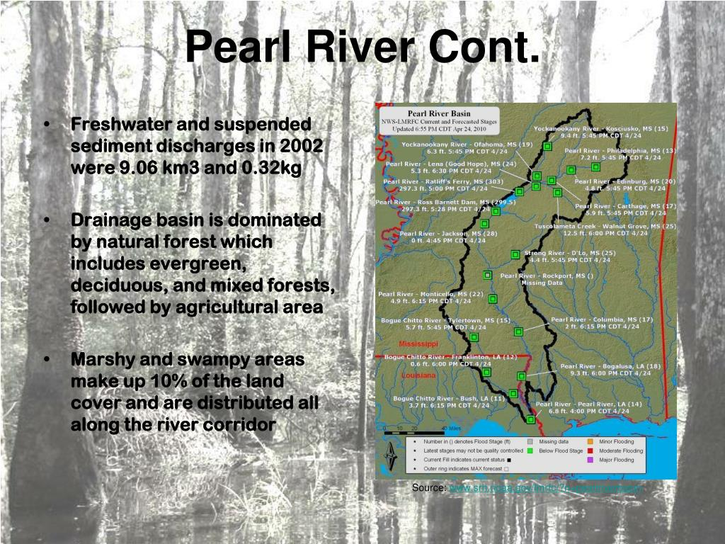 Pearl River Cont.