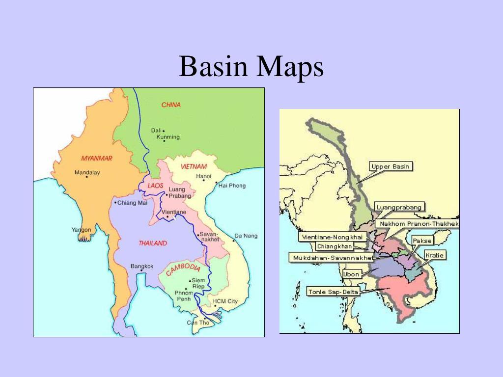 Basin Maps
