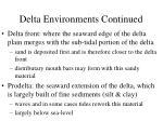 delta environments continued10