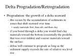 delta progradation retrogradation17