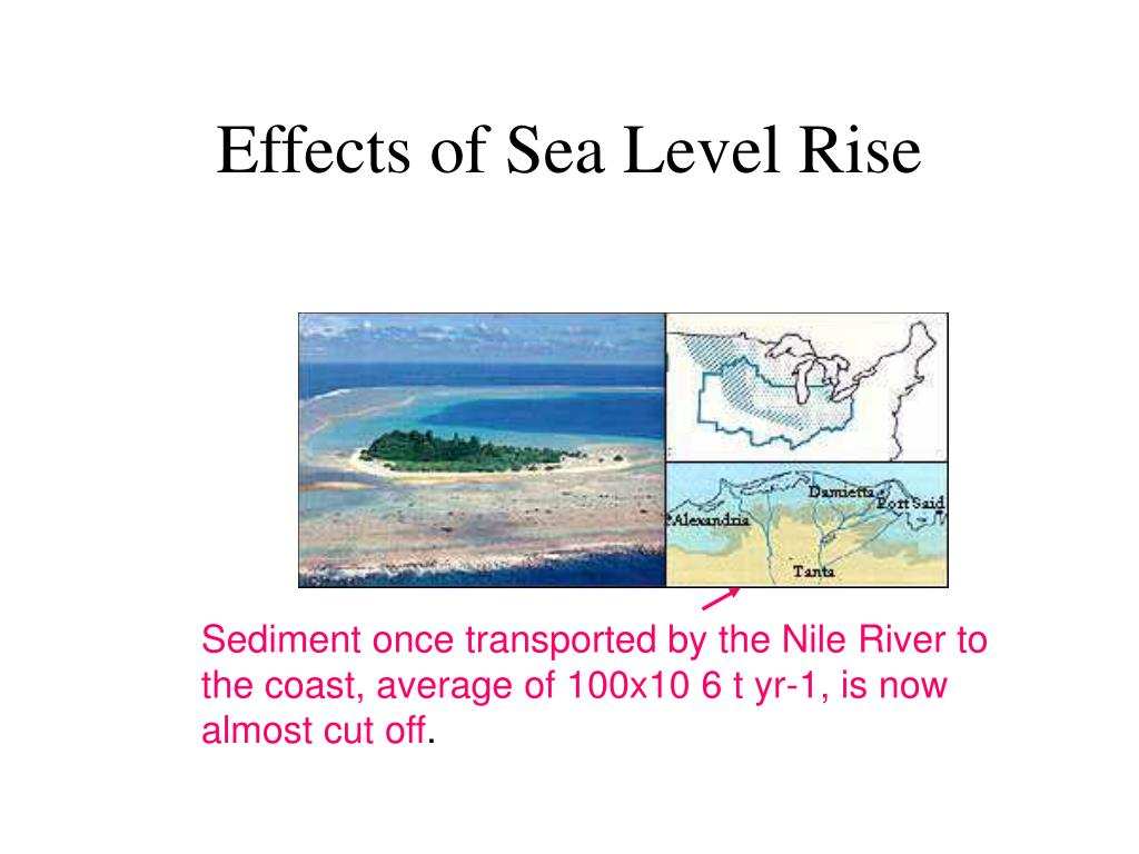 Effects of Sea Level Rise