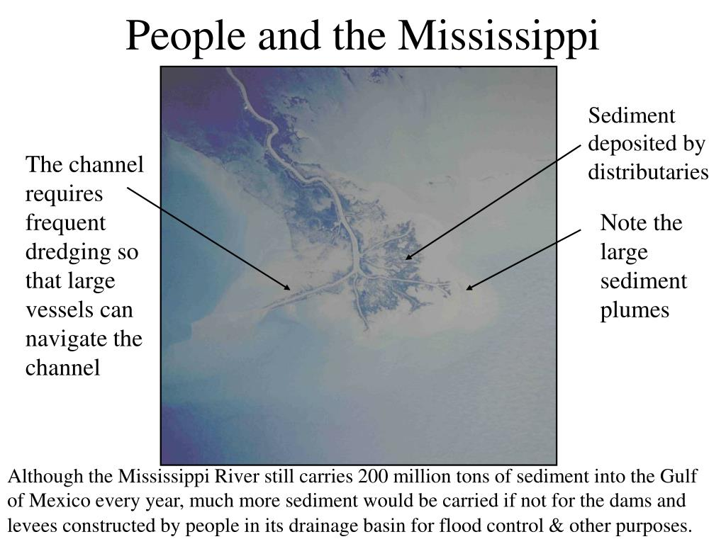 People and the Mississippi
