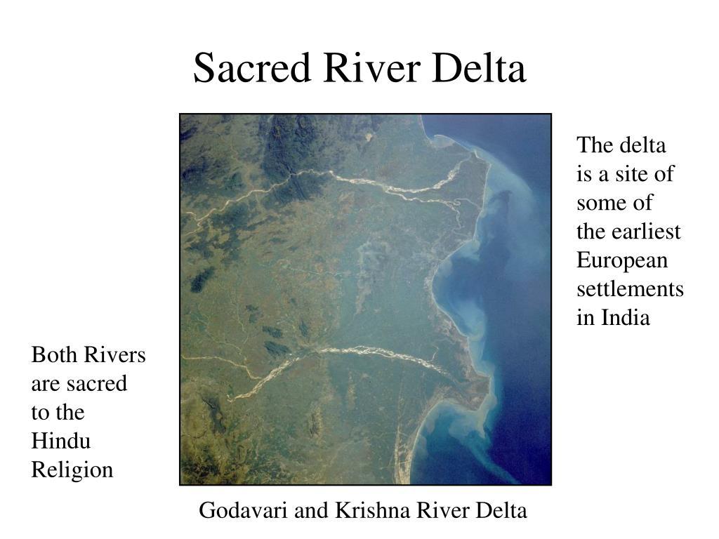 Sacred River Delta