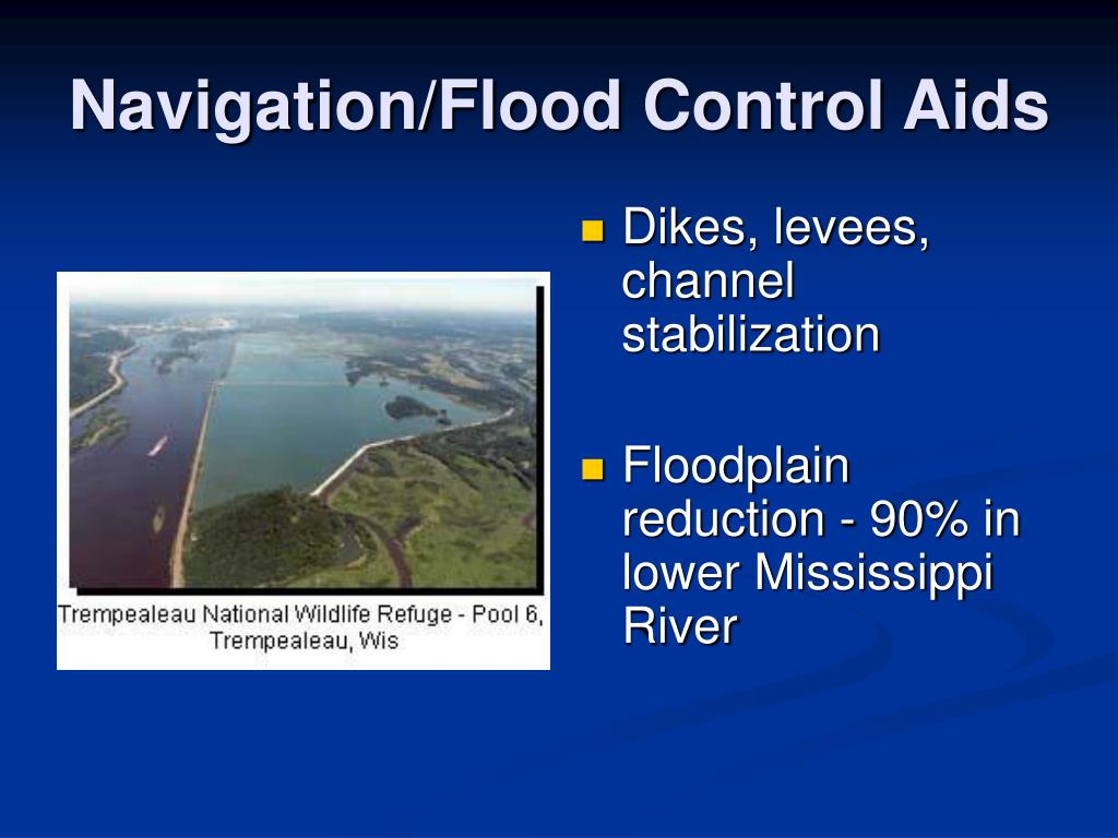 Navigation/Flood Control Aids