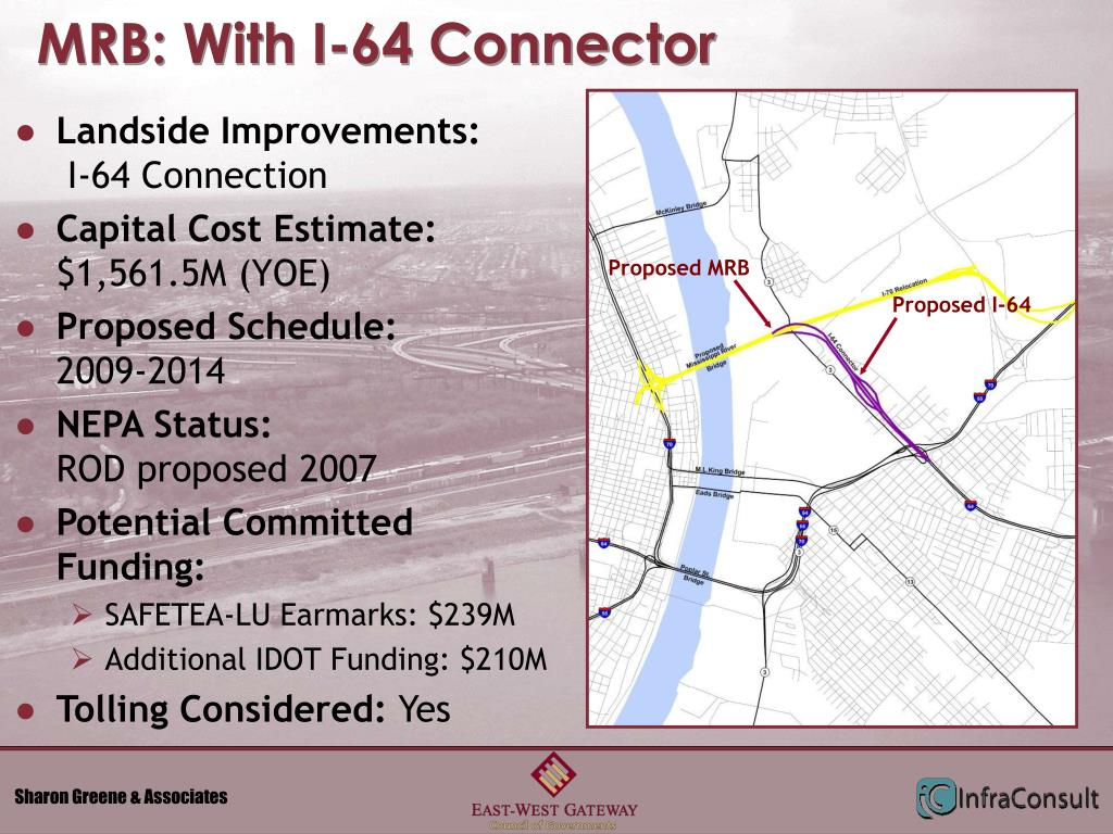 MRB: With I-64 Connector